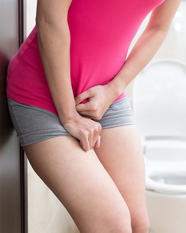 Problemer med inkontinens